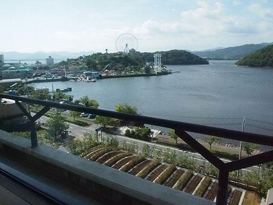 浜名湖左端